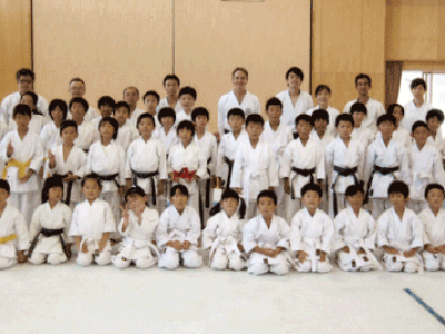 Kenseikan Japan Students