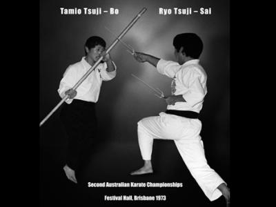 Tamio Tsuji Sensei & Ryo Tsuji Sensei